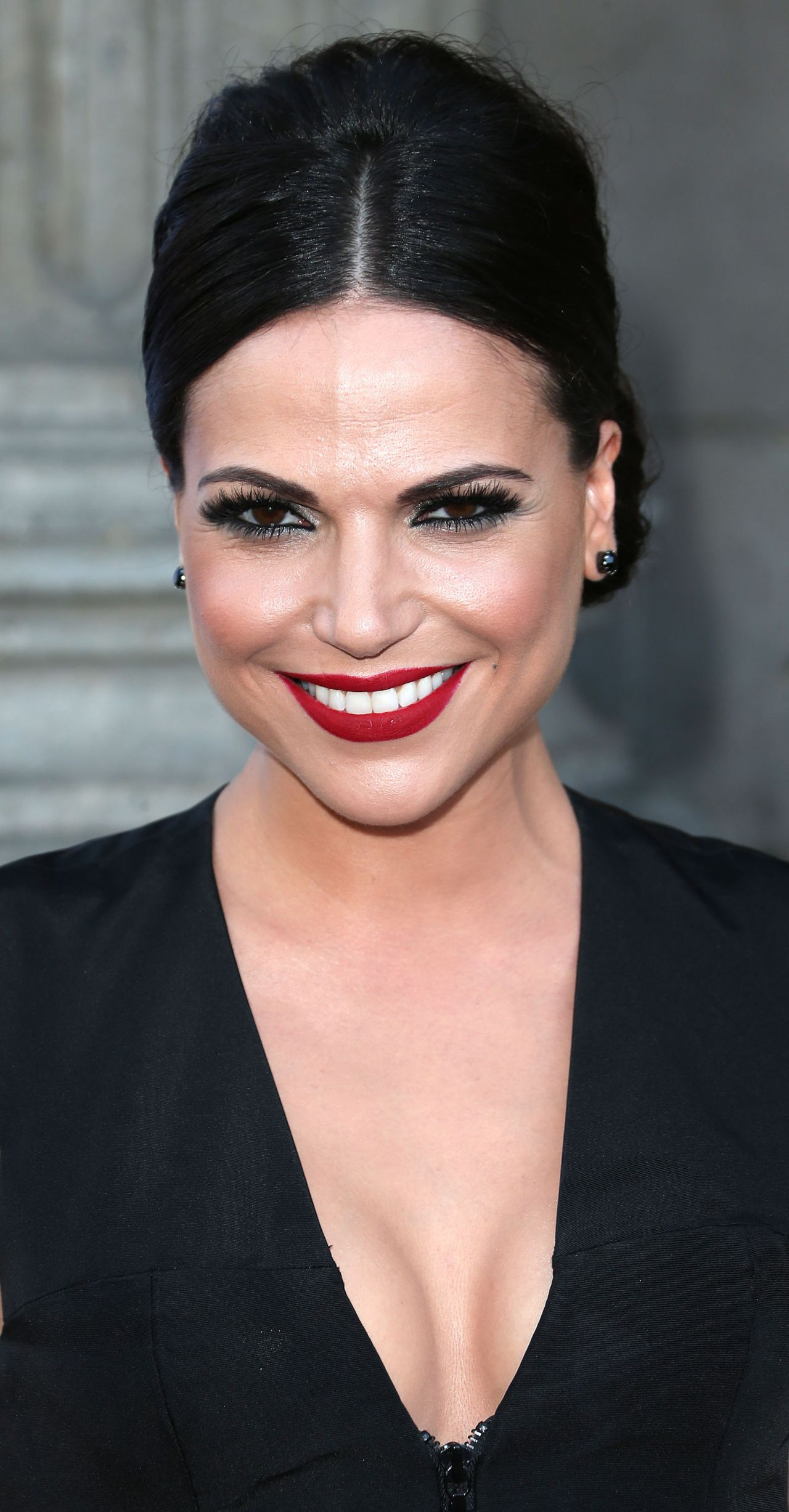 Lana Parrilla Once Upon A Time Season 4 Screening In