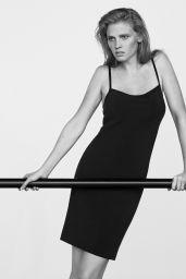Lara Stone - Photoshoot for The Edit Magazine - July 2014