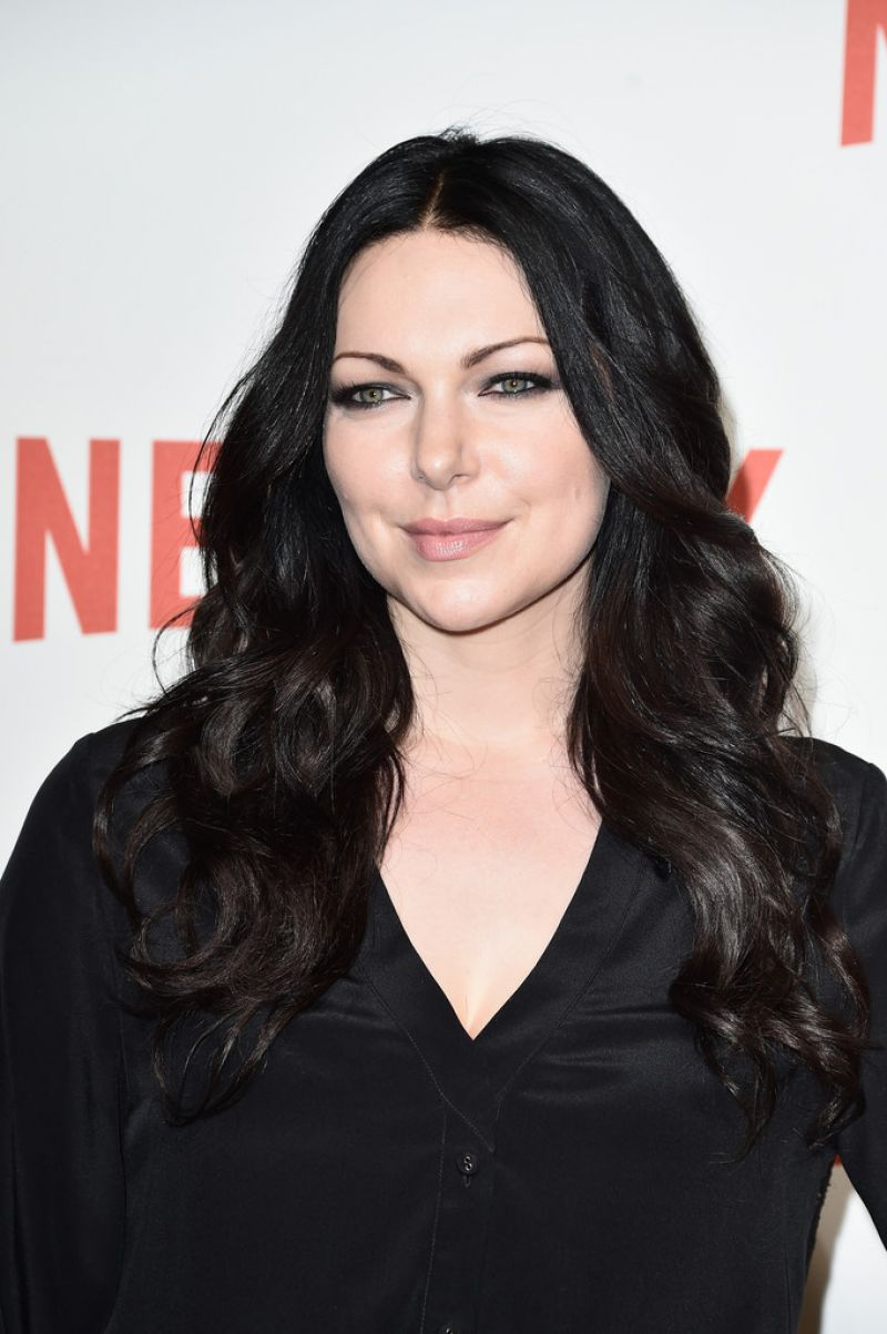 Laura Prepon Netflix Launch Party In Paris September 2014
