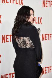Laura Prepon - Netflix Launch Party in Paris - September 2014