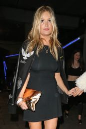Laura Whitmore - Adidas Originals by Rita Ora Launch in London - September 2014