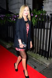 Laura Whitmore - Scottish Fashion Awards 2014 in London