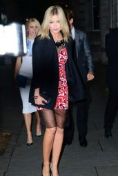 Laura Whitmore - Scottish Fashion Awards 2014 in London