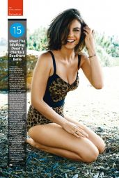 Lauren Cohan - GQ Magazine October 2014 Issue