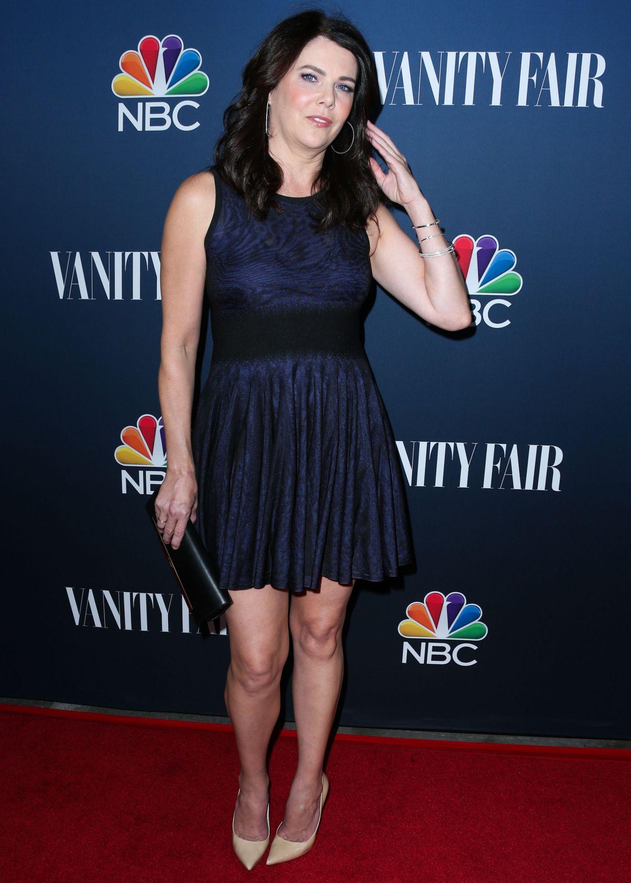 Lauren Graham – NBC & Vanity Fair 2014-2015 TV Season ...  Lauren Graham �...