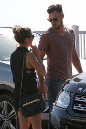 Lea Michele - Out in Malibu - September 2014