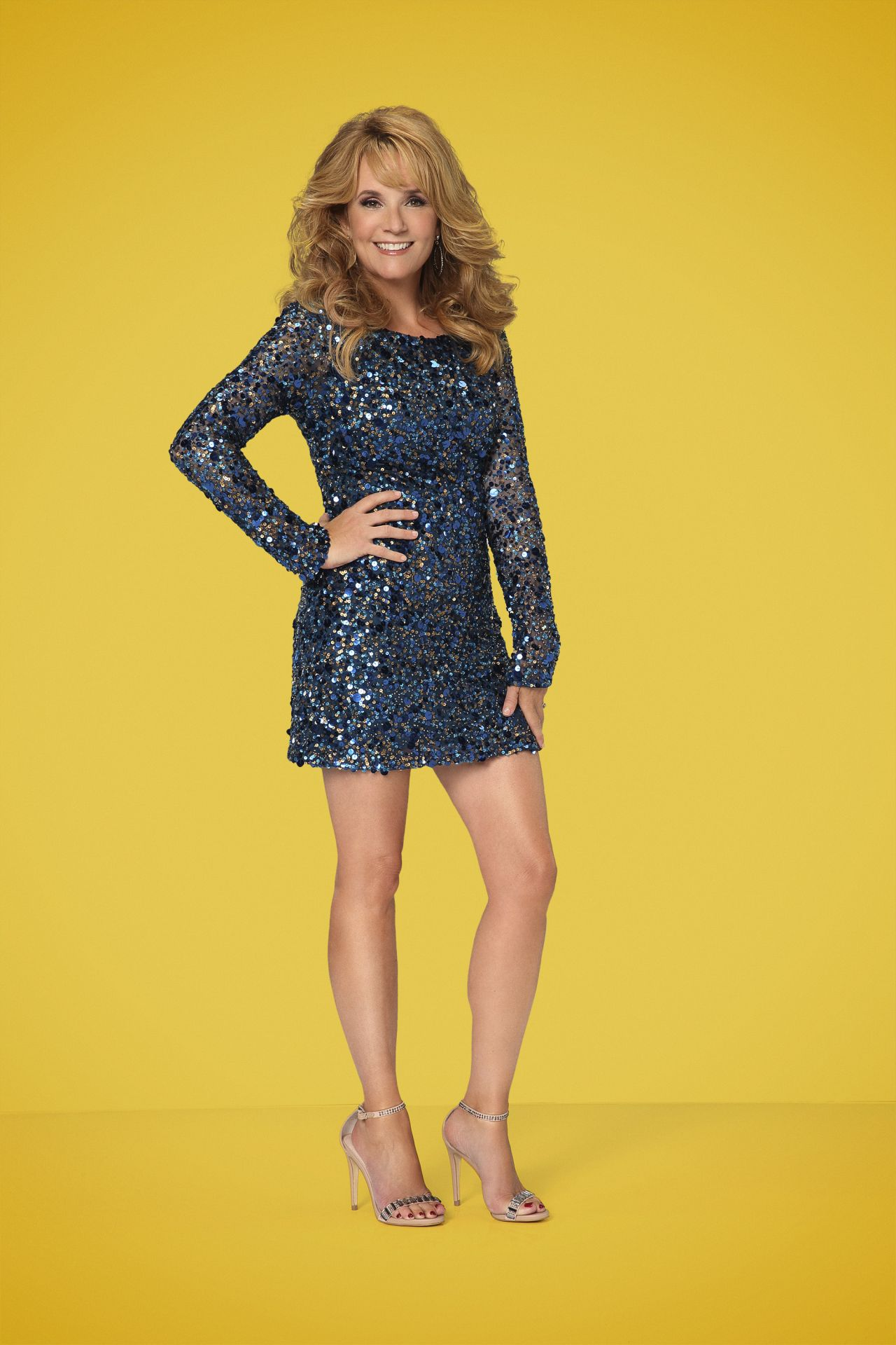 Lea Thompson Promoshoot – Dancing With the Stars Season 19
