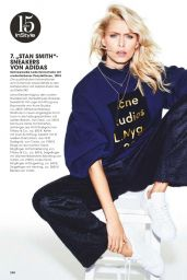 Lena Gercke - In Style Magazine (Germany) October 2014 Issue