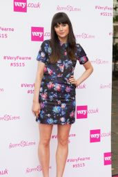Lilah Parsons at Fearne Cotton