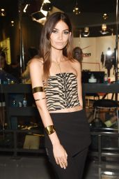 Lily Aldridge - Fashion Rocks 2014 in New York City