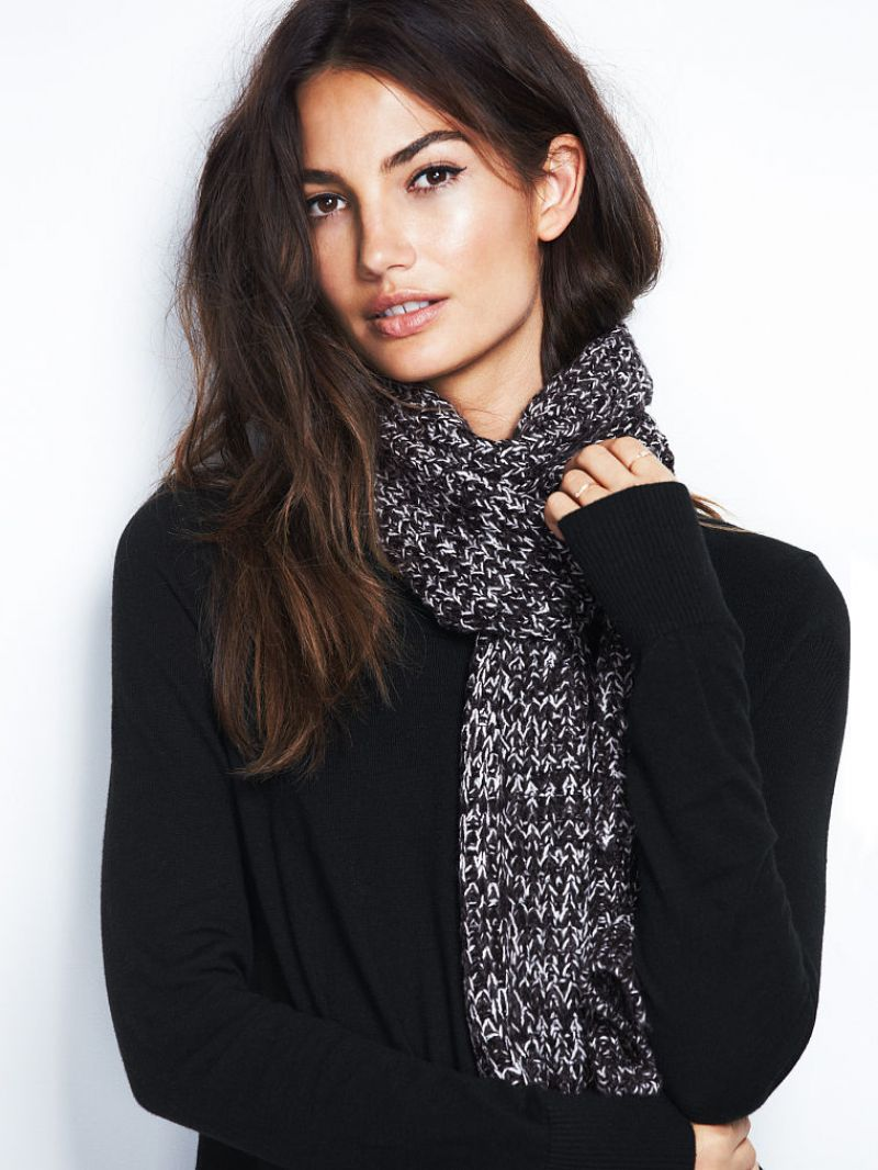 Lily Aldridge - Photoshoot for Victoria