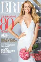 Lindsay Ellingson - Brides Magazine - October/November 2014