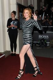 Lindsay Lohan - GQ Men of the Year Awards 2014 in London