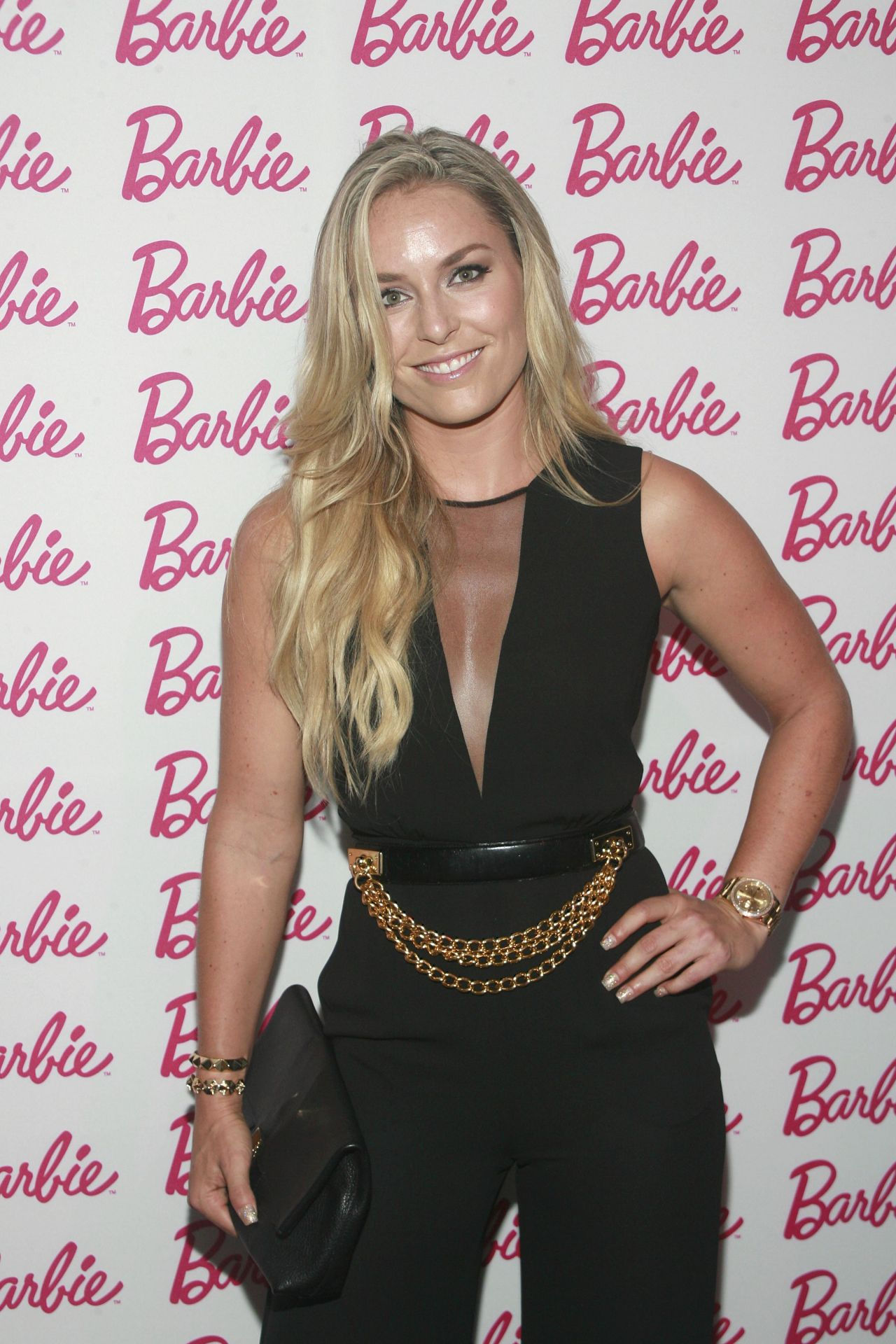 Lindsey Vonn - Barbie & CFDA Event in New York City - September 2014