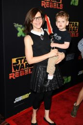 Lisa Loeb – 'Star Wars Rebels' Special Screening in Century City