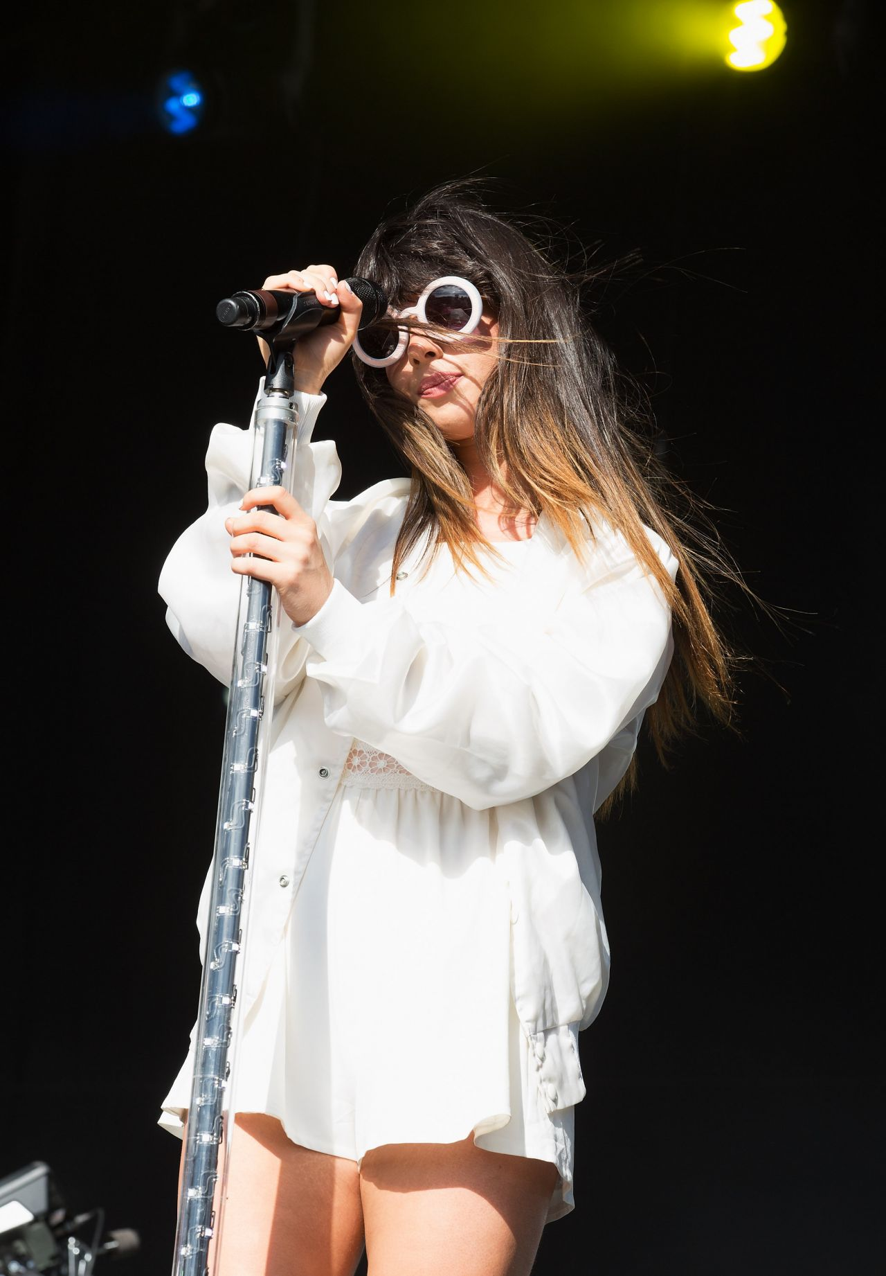 Louisa Rose Allen (Foxes) - Fusion Festival Birmingham 2014 Day 2