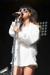 Louisa Rose Allen (Foxes) - Fusion Festival Birmingham 2014 Day 2