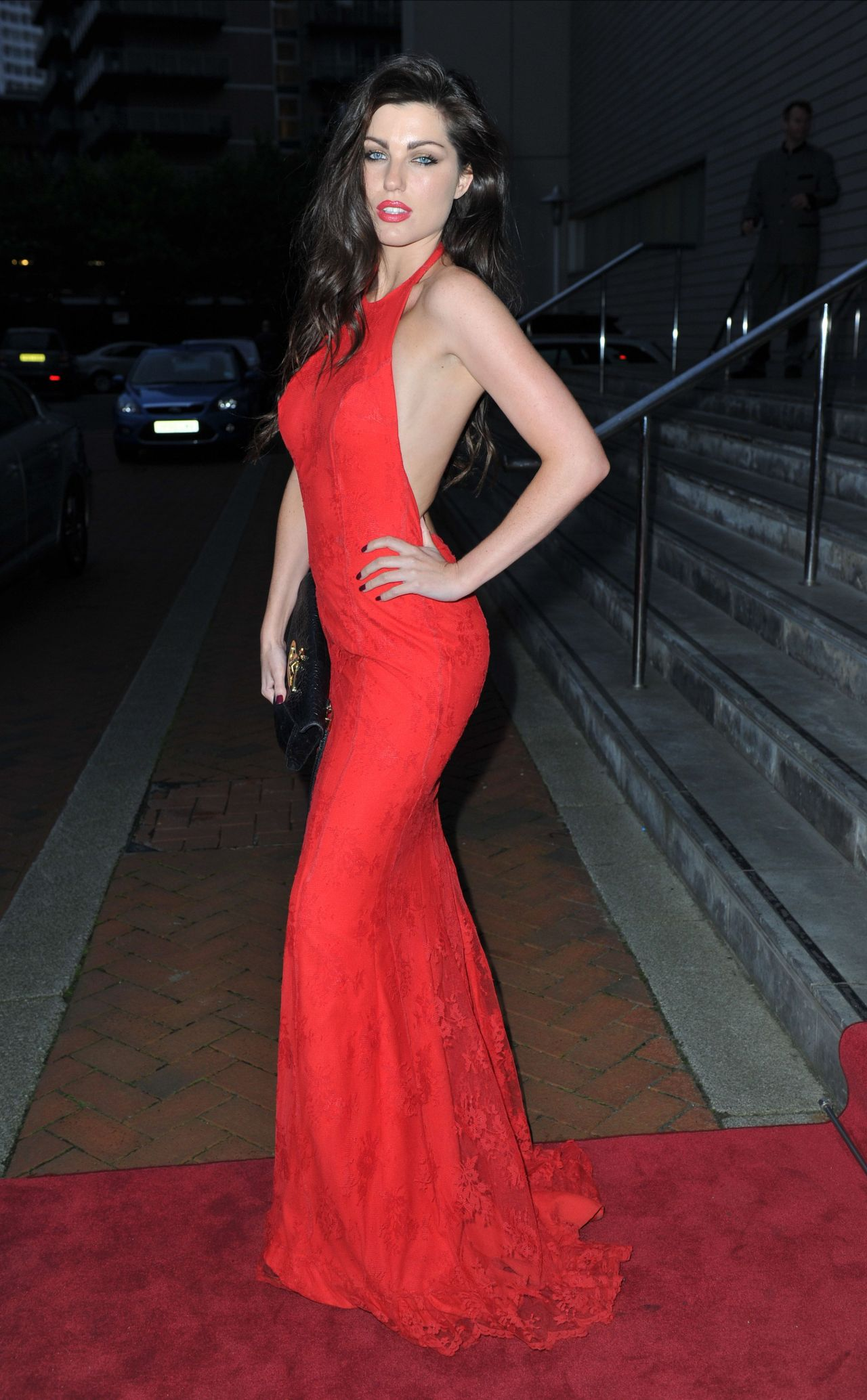 Louise Cliffe Atttends Men Diary Party In Manchester