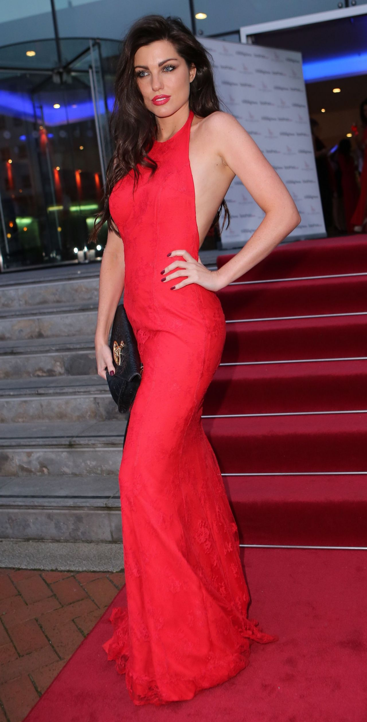 September 2014 Issue: Louise Cliffe Atttends MEN Diary Party In Manchester
