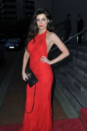 Louise Cliffe Atttends MEN Diary Party in Manchester - September 2014