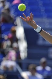 Lucie Safarova – 2014 U.S. Open Tennis Tournament in New York City – 3rd Round
