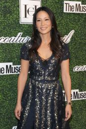 Lucy Liu - 2014 Couture Council Awards in New York City