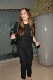 Lucy Pinder - Izabelle Hammon Press Launch in London - September 2014