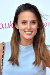 Lucy Watson – Fearne Cotton for Very.co.uk Photocall And Fashion Show in London – Sept. 2014