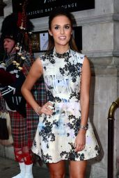 Lucy Watson - Scottish Fashion Awards 2014 in London