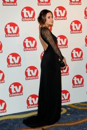 Lucy Watson - TV Choice Awards 2014 in London