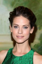 Lyndsy Fonseca – Alice+Olivia Spring 2015 Presentation in New York City