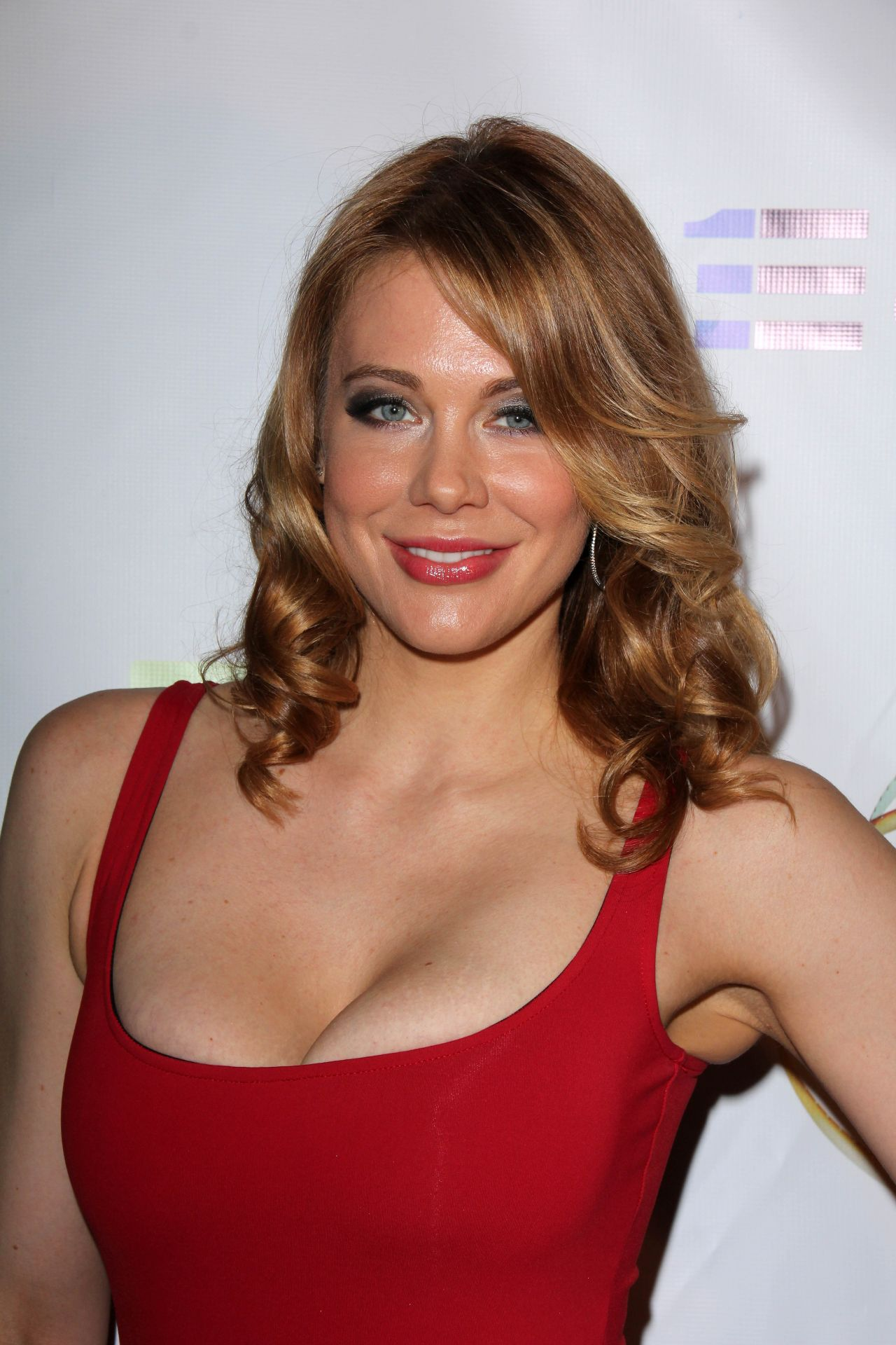 Maitland Ward Mercenaries Premiere In Burbank