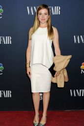Majandra Delfino - NBC & Vanity Fair 2014-2015 TV Season Event in West Hollywood