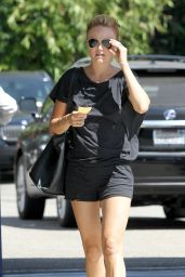 Malin Akerman - Out in West Hollywood - September 2014