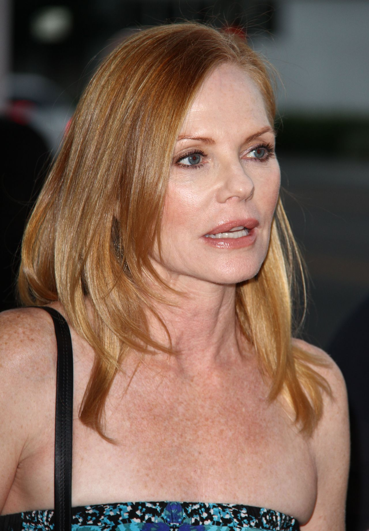 Marg Helgenberger – The Angel Awards 2014 in Los Angeles