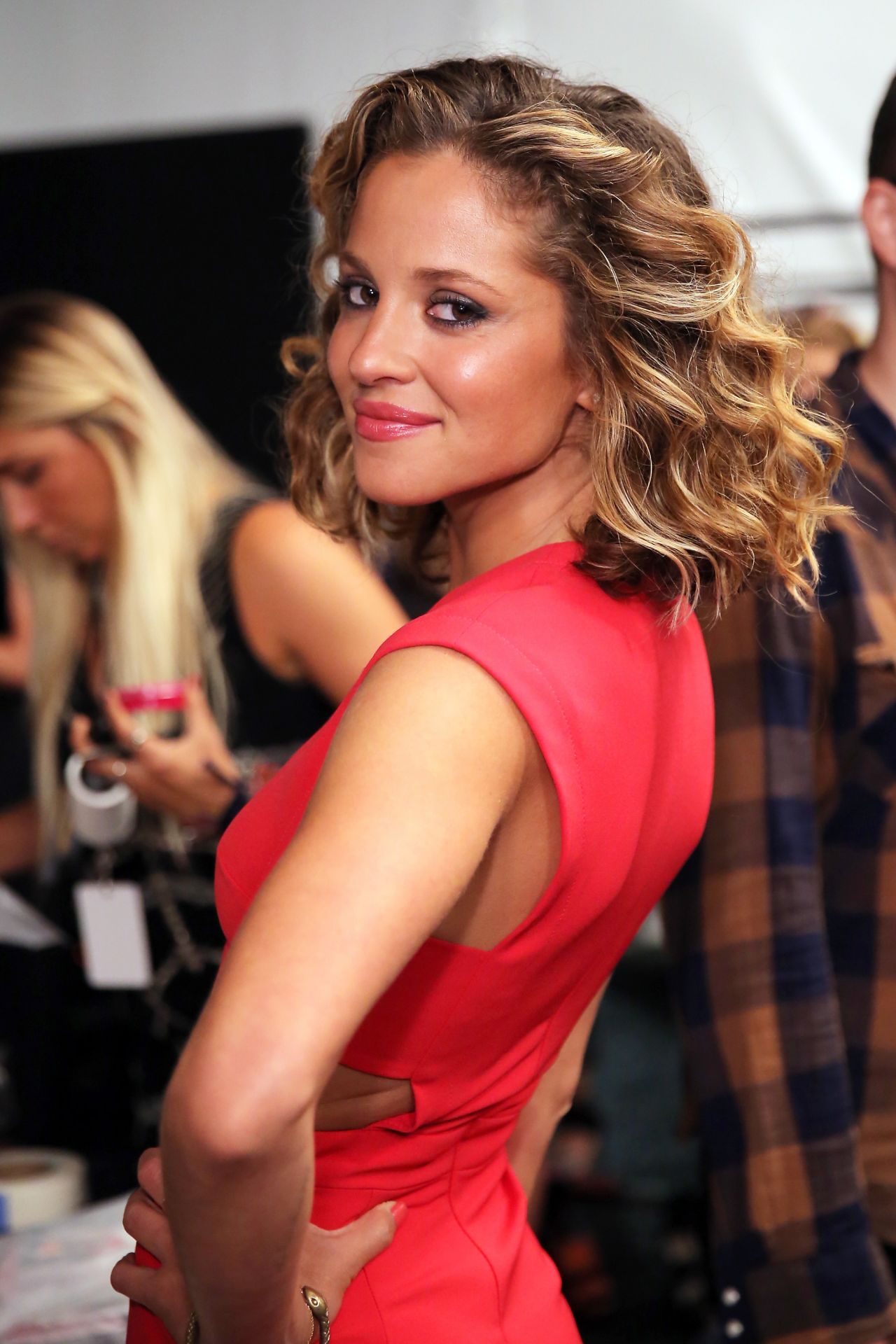 Margarita Levieva - Nicole Miller Fashion Show in New York City – September 2014