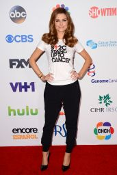 Maria Menounos - 2014 Stand Up 2 Cancer Live Benefit in Los Angeles