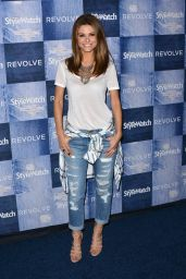 Maria Menounos – People StyleWatch 2014 Denim Party in Los Angeles