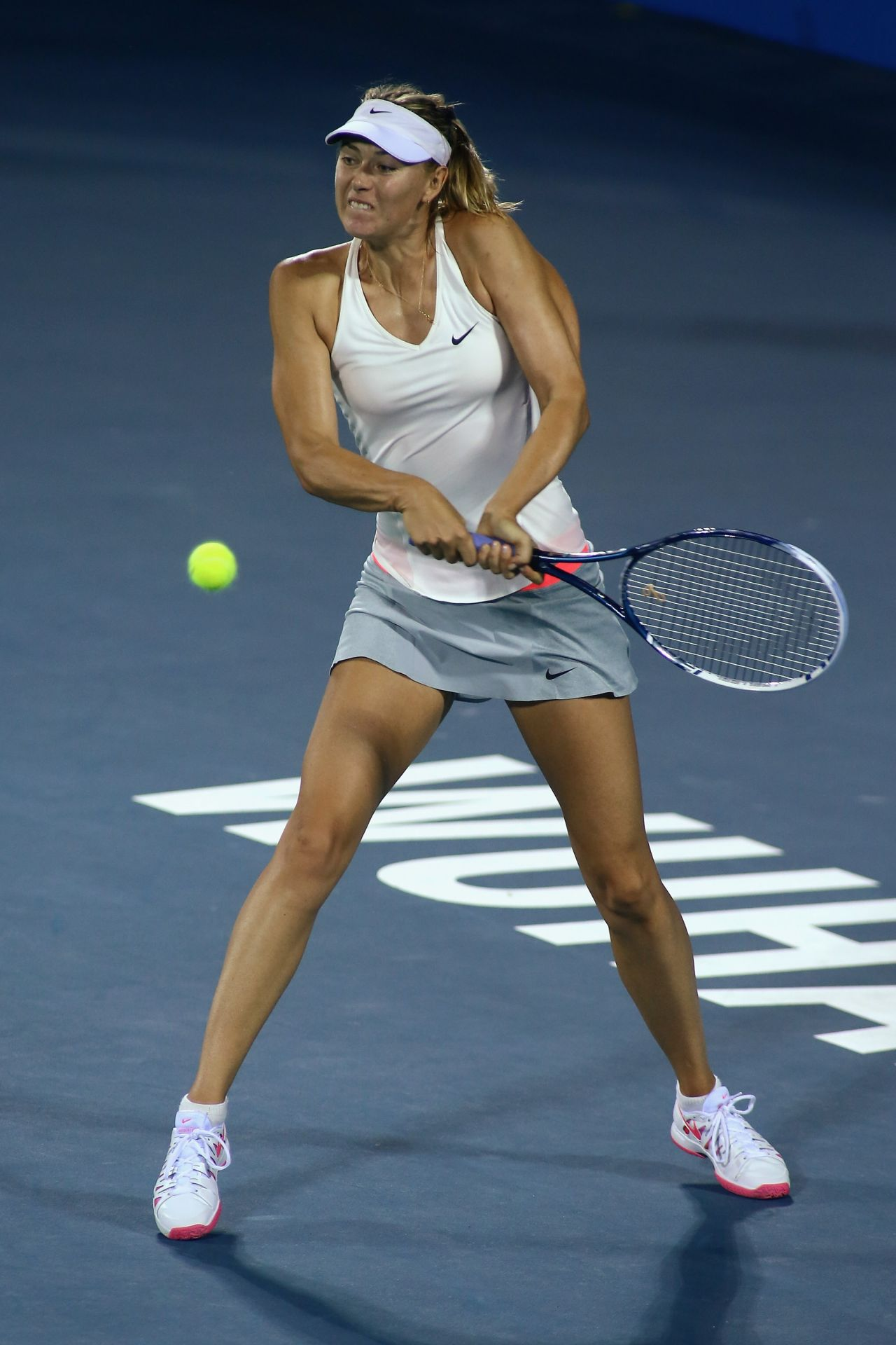 Maria Sharapova 2014 Dongfeng Motor Wuhan Open In China
