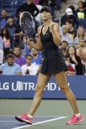 Maria Sharapova – 2014 U.S. Open Tennis Tournament in New York City – 3rd Round