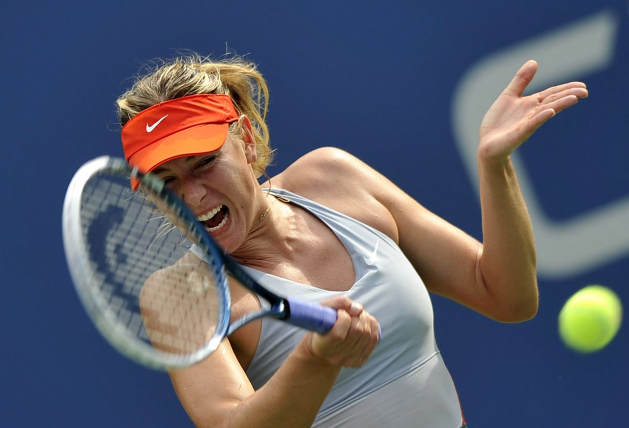 Maria Sharapova – 2014 U.S. Open Tennis Tournament in New York City – 4th Round