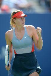 Maria Sharapova – 2014 U.S. Open Tennis Tournament in New York City – 4th Round
