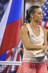 Martina Hingis & Flavia Pennetta - U.S. Open 2014 Doubles Final Match in New York City
