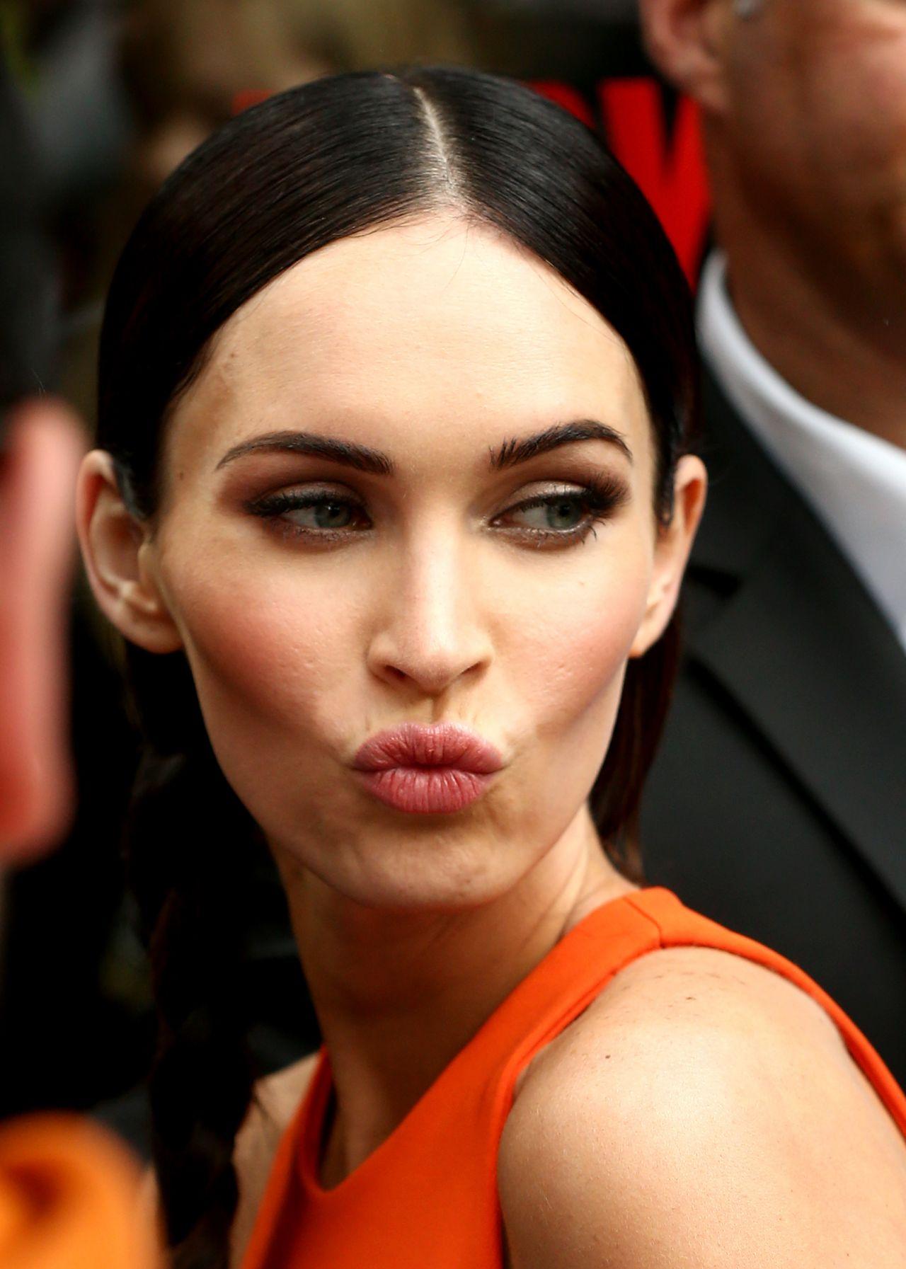 Megan Fox Teenage Mutant Ninja Turtles Premiere In Sydney