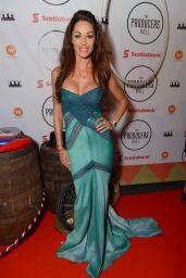 Melanie Marden - Producers Ball at the Royal Ontario Museum - September 2014