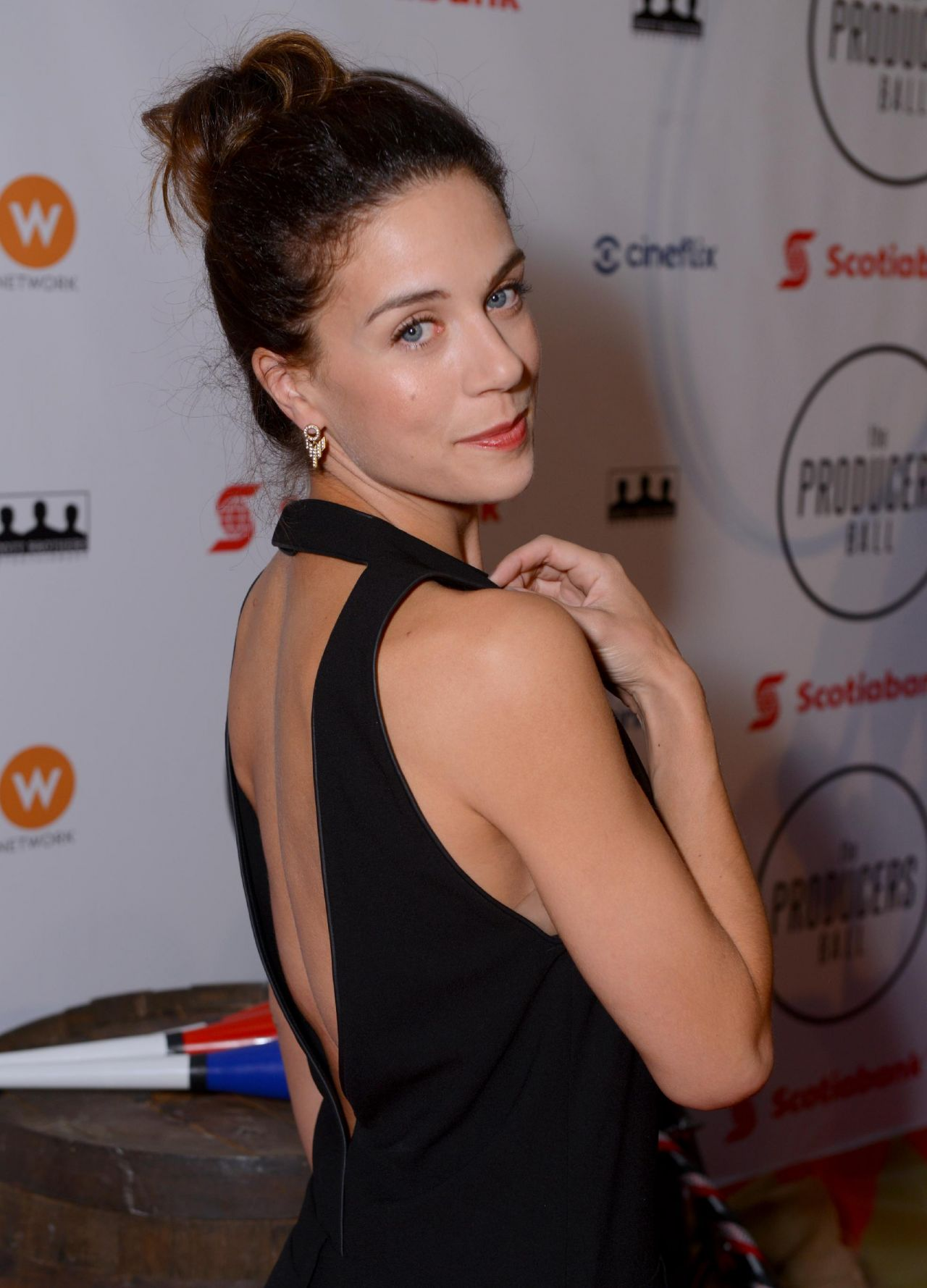 Melanie Merkosky - Producers Ball at the Royal Ontario Museum - September 2014