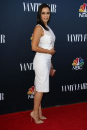 Melissa Fumero - NBC Universal Vanity Fair Party in Los Angeles - September 2014
