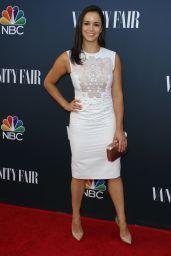 Melissa Fumero - NBC Universal Vanity Fair Party in Los Angeles - September 2014