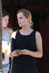 Mena Suvari - Out in Venice Beach - August 2014