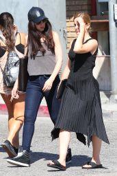Mena Suvari - Out in Venice Beach - August 2014